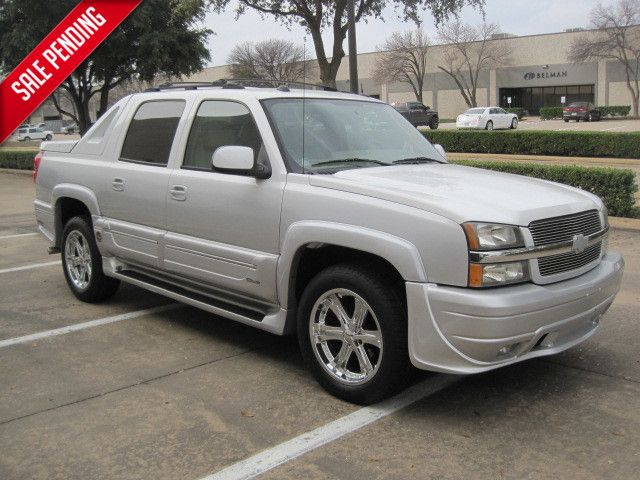 2005 Chevrolet Avalanche Z66 Southern Comfort Conv, Only 90k Miles, WOW