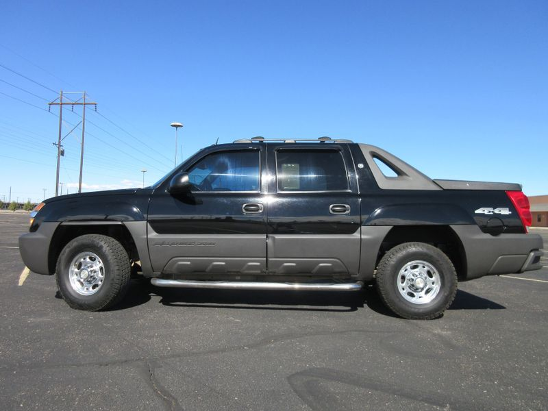 2005 Chevrolet Avalanche 2500 4X4 w 81L  Fultons Used Cars Inc  in , Colorado