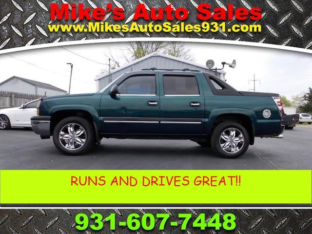 2005 Chevrolet Avalanche LS Shelbyville, TN