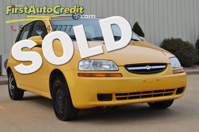 2005 Chevrolet Aveo LS in Jackson MO, 63755