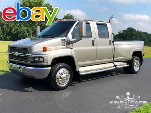 2005 Chevrolet C4500 Kodiak MONROE DURAMAX DIESEL HAULER 79K MILES in Woodbury, New Jersey 08096