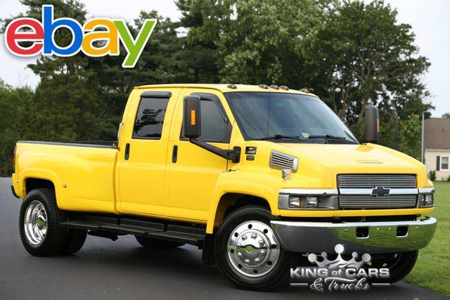 2005 Chevrolet C4500 Kodiak MONROE HAULER 6.6L DIESEL 93K MILES MINT RARE