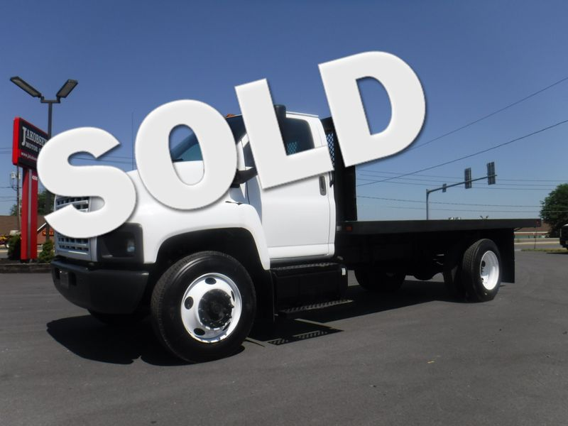 2005 Chevrolet C6500 16FT Flatbed Non CDL Truck in Ephrata PA