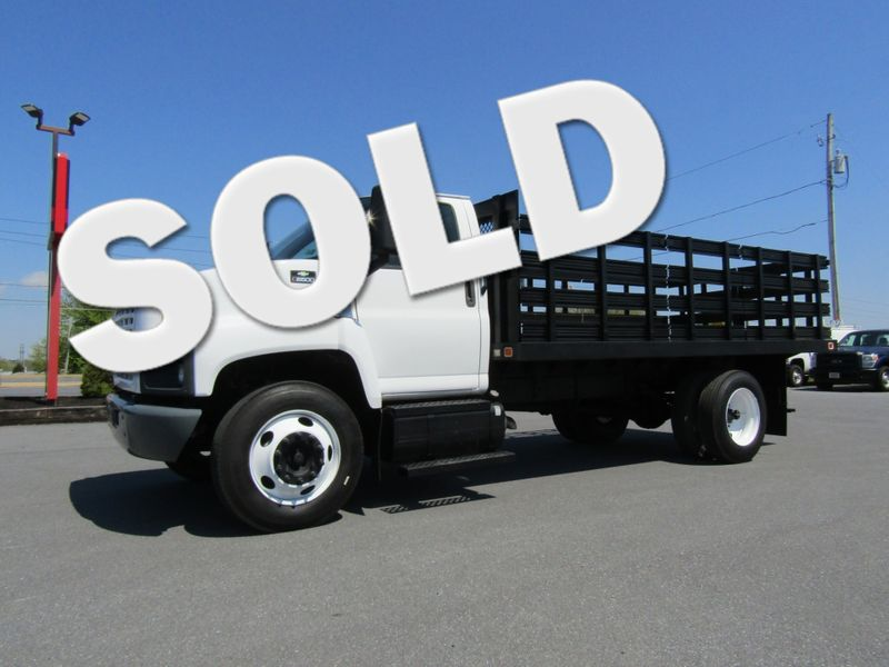 2005 Chevrolet C6500 16' Stake Flatbed Non CDL Truck in Ephrata PA