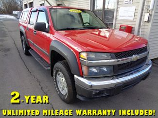 2005 Chevrolet Colorado 1SE LS Z71 in Brockport NY, 14420
