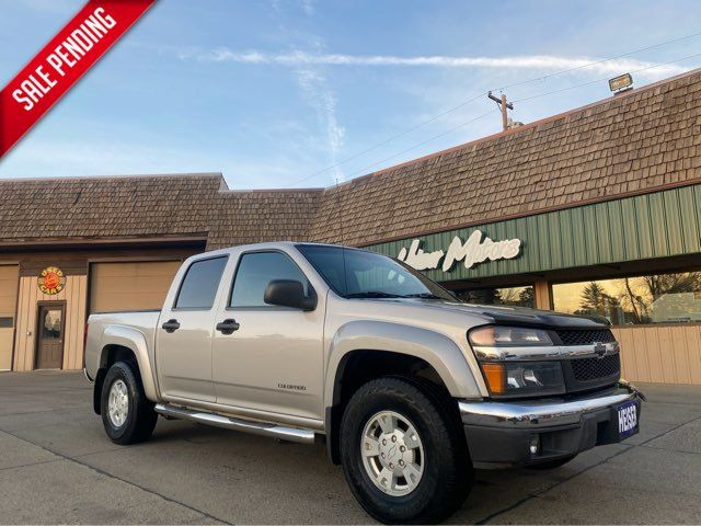 2005 Chevrolet Colorado 1SF LS Z71