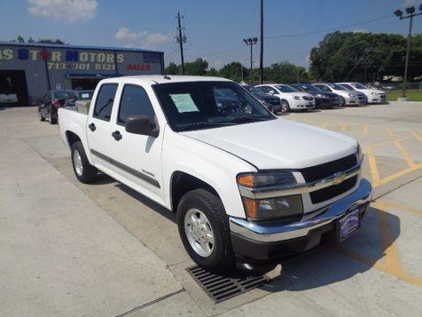 2005 Chevrolet Colorado 1SC LS Z85 in Houston