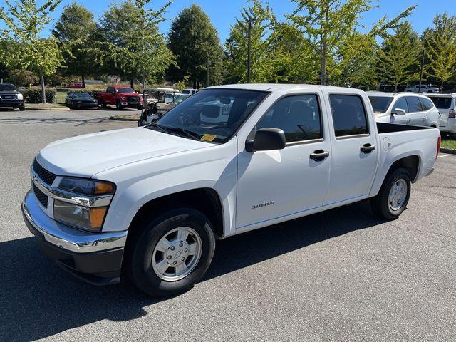 2005 Chevrolet Colorado 1SB LS Z85