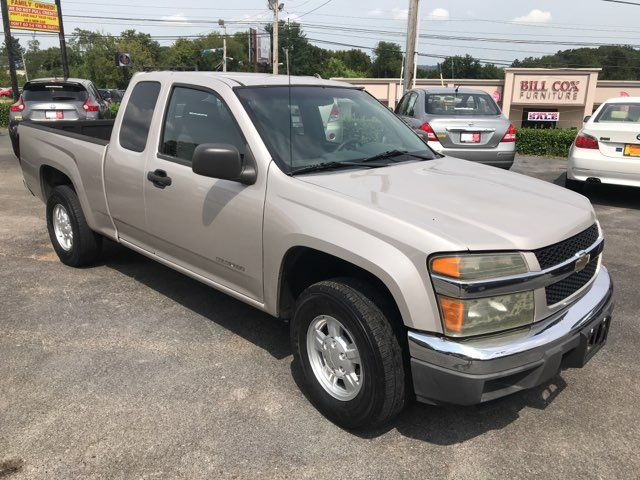 2005 Chevrolet Colorado Base Knoxville, Tennessee 1