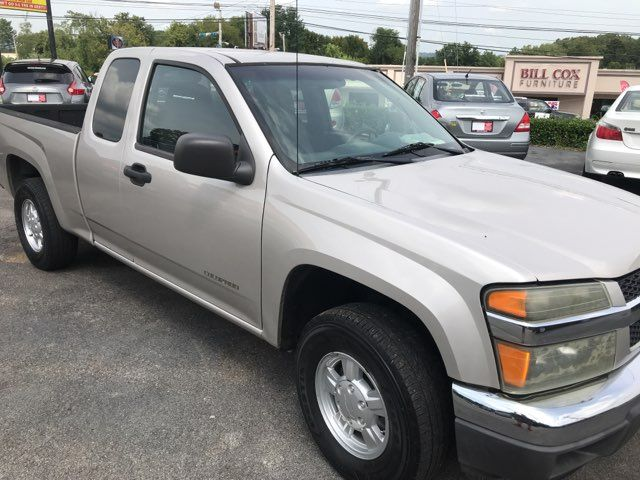 2005 Chevrolet Colorado Base Knoxville, Tennessee 15