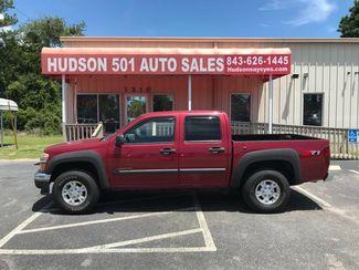 2005 Chevrolet Colorado 1SE LS Z71   Myrtle Beach, South Carolina   Hudson Auto Sales in Myrtle Beach South Carolina