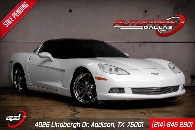 2005 Chevrolet Corvette Heads & Cam in Addison, TX 75001