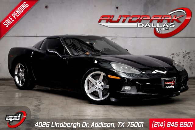 2005 Chevrolet Corvette in Addison, TX 75001