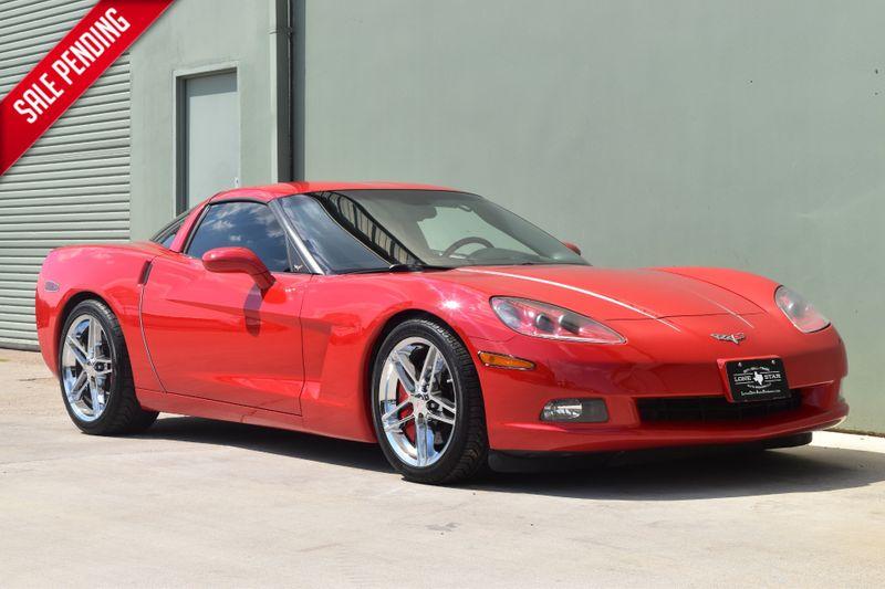 2005 Chevrolet Corvette     Arlington, TX   Lone Star Auto Brokers, LLC