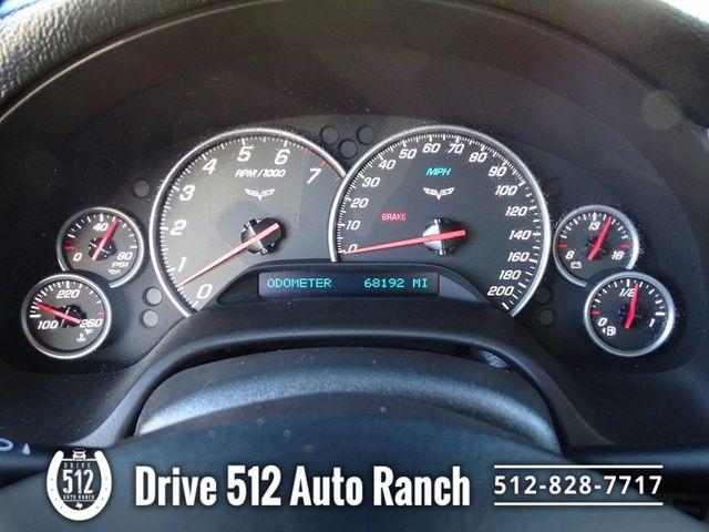 2005 Chevrolet Corvette 6 Speed LOW MILES in Austin, TX 78745