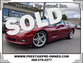 2005 Chevrolet CORVETTE ((**CLEAN 1-OWNER CARFAX//6-SPEED MANUAL**))  in Campbell CA
