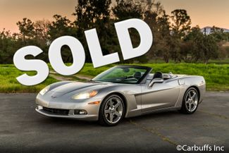 2005 Chevrolet Corvette Convertible | Concord, CA | Carbuffs in Concord