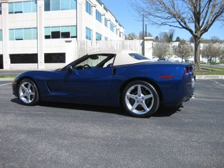 2005 Sold Chevrolet Corvette Convertible Conshohocken, Pennsylvania 3