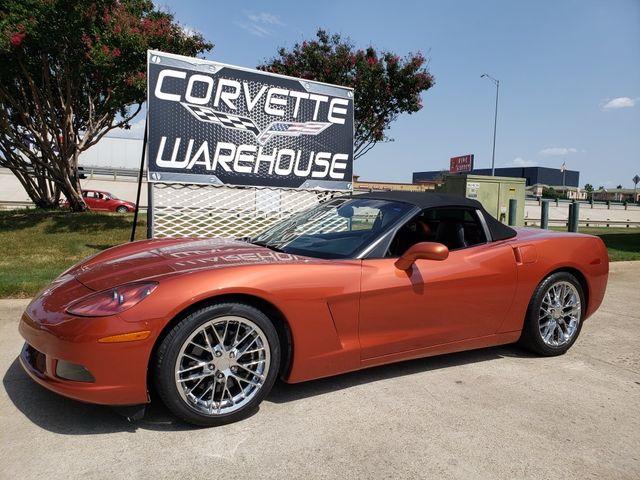2005 Chevrolet Corvette Convertible 1SB, Pioneer Nav, ZR1 Chromes, 62k in Dallas, Texas 75220