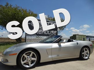 2005 Chevrolet Corvette Convertible 3LT, Z51, NAV, Polished Wheels 70k! | Dallas, Texas | Corvette Warehouse  in Dallas Texas