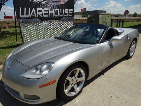 2005 Chevrolet Corvette Convertible 3LT, Z51, NAV, Polished Wheels 70k! | Dallas, Texas | Corvette Warehouse  in Dallas, Texas