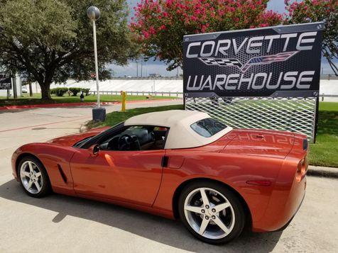 2005 Chevrolet Corvette Convertible 3LT, Auto, Power Top, NICE, 77k! | Dallas, Texas | Corvette Warehouse  in Dallas, Texas