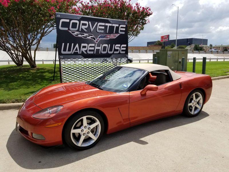 2005 Chevrolet Corvette Convertible 3LT, Auto, Power Top, NICE, 77k! | Dallas, Texas | Corvette Warehouse
