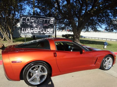 2005 Chevrolet Corvette Coupe 3LT, 6 Speed, Polished Wheels, Only 42k!  | Dallas, Texas | Corvette Warehouse  in Dallas, Texas