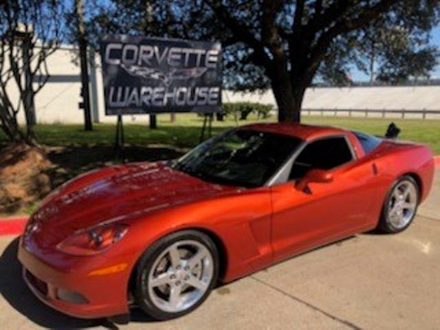2005 Chevrolet Corvette in Dallas Texas