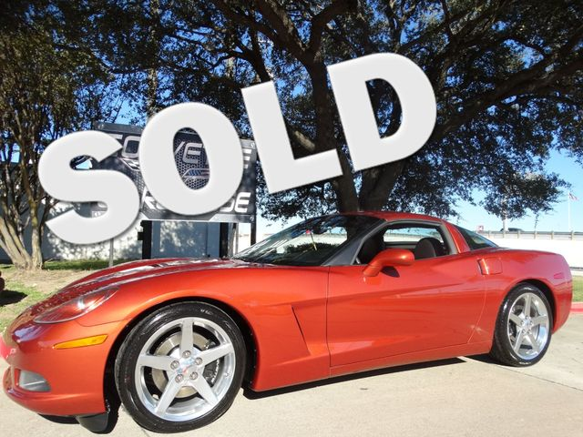 2005 Chevrolet Corvette Coupe 3LT, 6 Speed, Polished Wheels, Only 42k!  | Dallas, Texas | Corvette Warehouse  in Dallas Texas