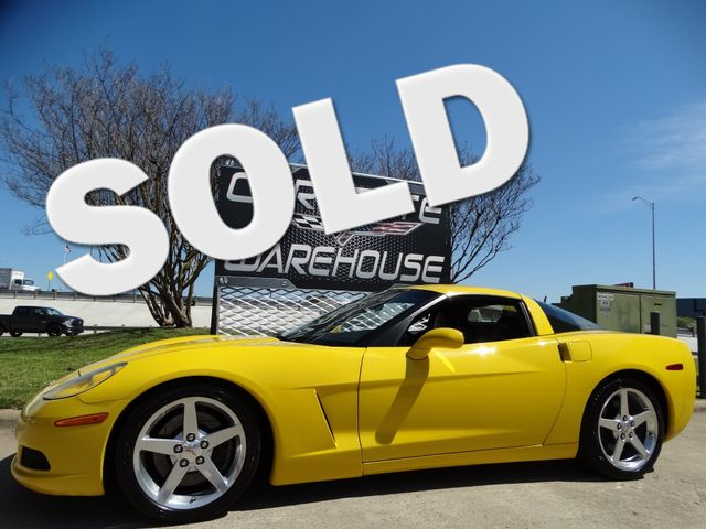 2005 Chevrolet Corvette Coupe 6 Speed, Borla Exhaust, Polished Wheels! | Dallas, Texas | Corvette Warehouse  in Dallas Texas