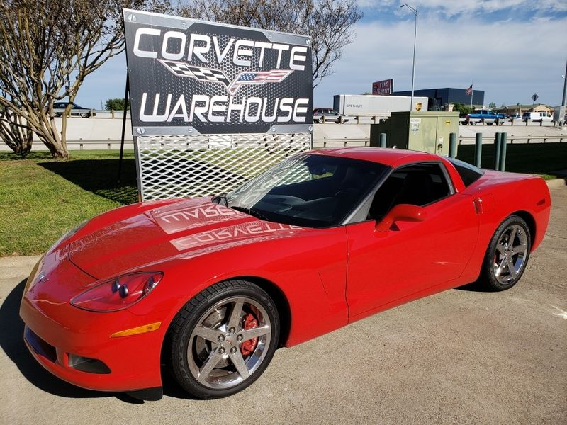 2005 Chevrolet Corvette Coupe 3LT, Z51, CD Player, Chromes, Auto, Only 27k | Dallas, Texas | Corvette Warehouse