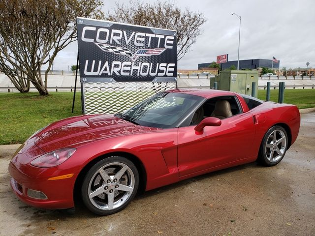 2005 Chevrolet Corvette Coupe 3LT, Z51, NAV, Corsa, Chrome Wheels, NICE! | Dallas, Texas | Corvette Warehouse  in Dallas Texas