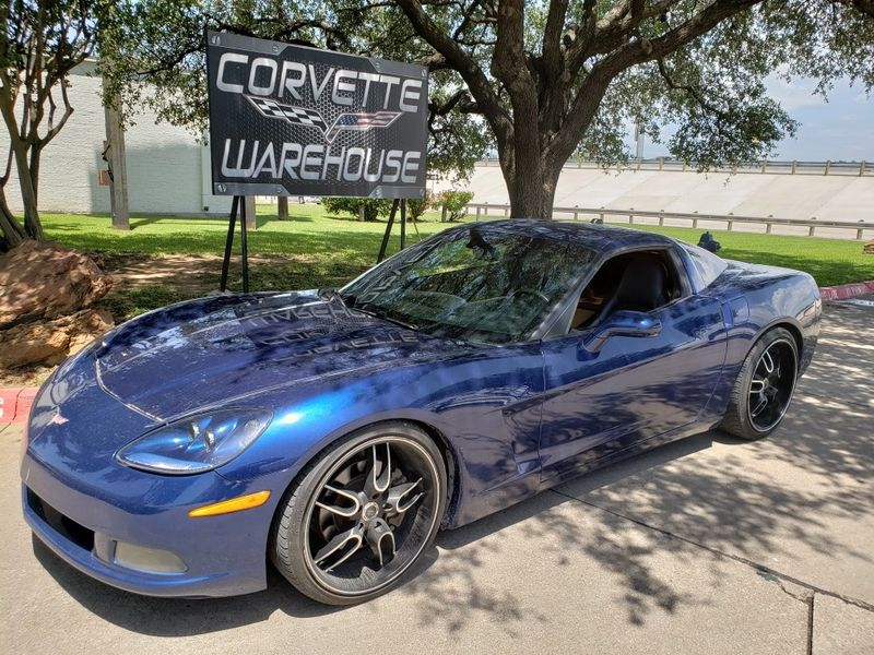 2005 Chevrolet Corvette Coupe 3LT, Auto, Black Ruff Wheels, NICE! | Dallas, Texas | Corvette Warehouse