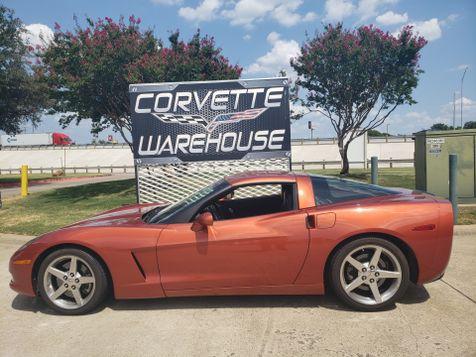 2005 Chevrolet Corvette Coupe 1SB Pkg, Auto, NAV, Polished Wheels Only 22k   Dallas, Texas   Corvette Warehouse  in Dallas, Texas