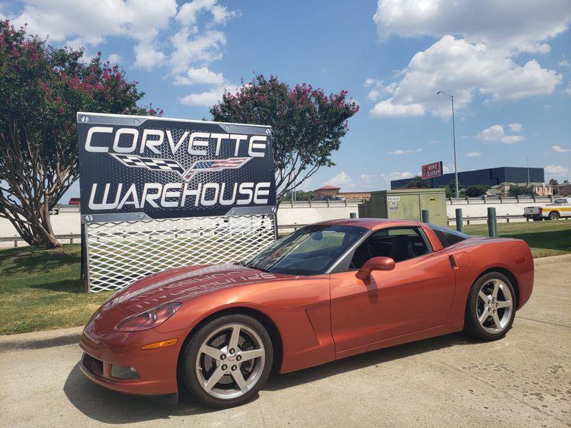 2005 Chevrolet Corvette Coupe 1SB Pkg, Auto, NAV, Polished Wheels Only 22k   Dallas, Texas   Corvette Warehouse