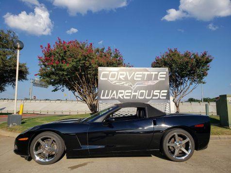 2005 Chevrolet Corvette Convertible 3LT, Z51, Power Top, Chrome Wheels! | Dallas, Texas | Corvette Warehouse  in Dallas, Texas