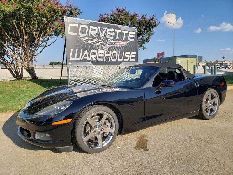 2005 Chevrolet Corvette Convertible 3LT, Z51, Power Top, Chrome Wheels! | Dallas, Texas | Corvette Warehouse