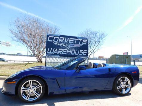 2005 Chevrolet Corvette Convertible 3LT, Z51, NAV, Auto, Chrome Wheels! | Dallas, Texas | Corvette Warehouse  in Dallas, Texas