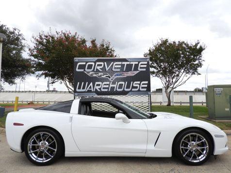 2005 Chevrolet Corvette Coupe 3LT, Z51, Auto, NAV, Glass Top, Chromes 64k   Dallas, Texas   Corvette Warehouse  in Dallas, Texas