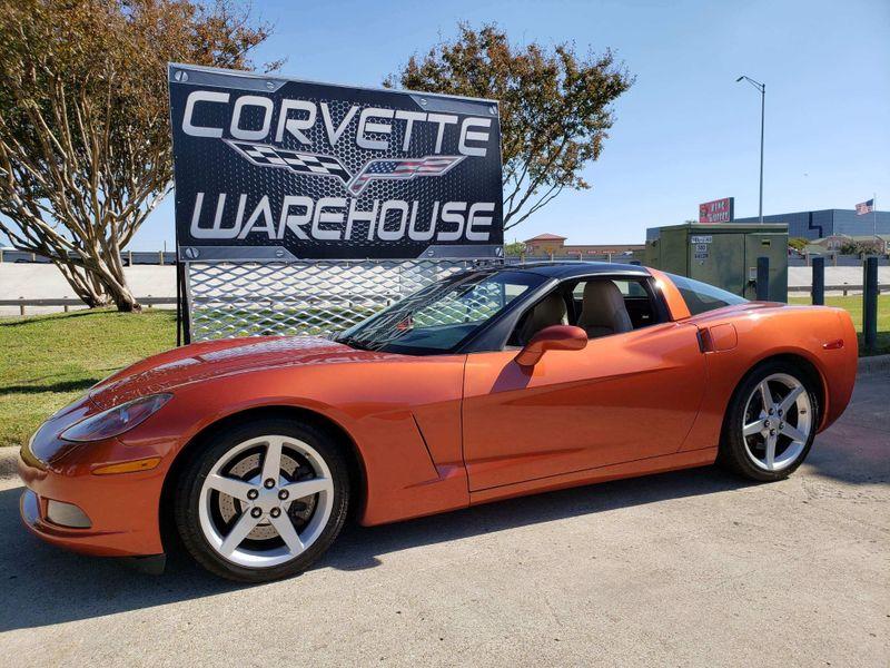 2005 Chevrolet Corvette Coupe 3LT, Z51, Auto, Glass Top, Alloy Wheels 41k! | Dallas, Texas | Corvette Warehouse