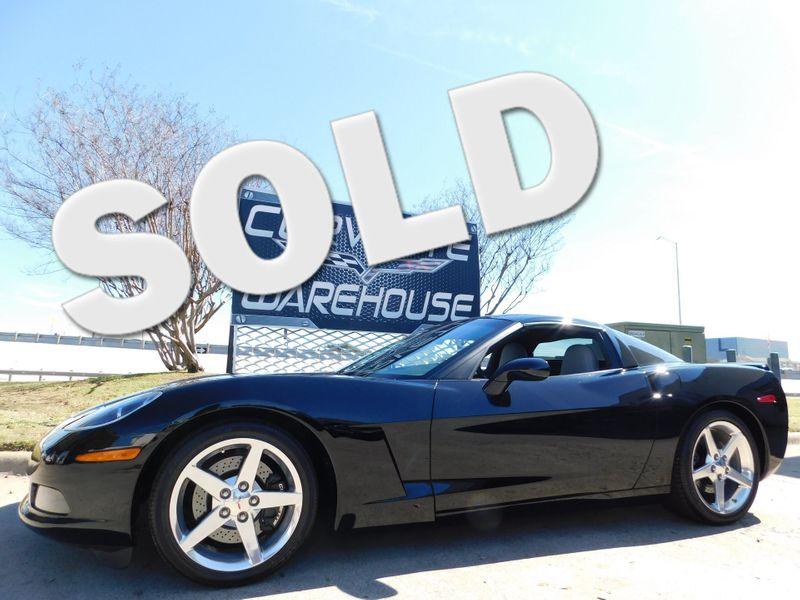 2005 Chevrolet Corvette Coupe 3LT, Z51, NAV, Auto, Polished Wheels 14k! | Dallas, Texas | Corvette Warehouse