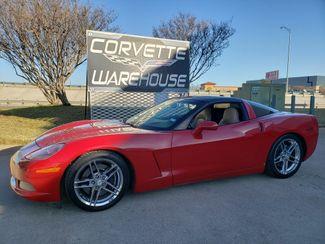 2005 Chevrolet Corvette Coupe 3LT, Z51, Auto, CD, HUD, Z06 Chromes, Nice in Dallas, Texas 75220