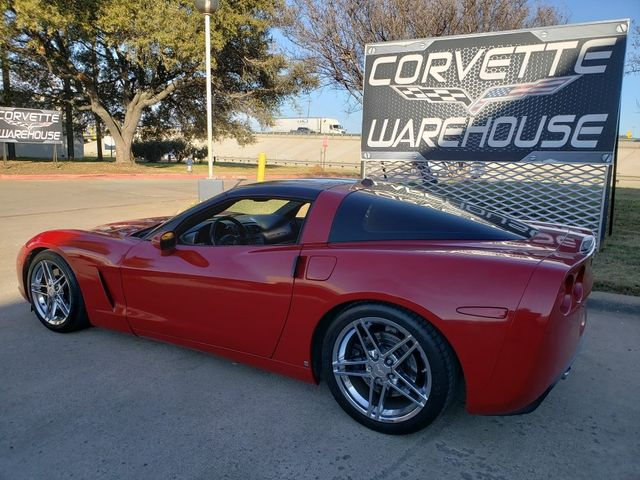 2005 Chevrolet Corvette Coupe 3LT, Z51, Auto, CD, HUD, Z06 Chromes, Nice in Dallas, Texas 75220