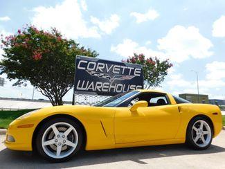 2005 Chevrolet Corvette Coupe 3LT, Z51, HUD, 6 Speed, Alloys, Only 35k in Dallas, Texas 75220