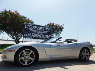 2005 Chevrolet Corvette Convertible 3LT, Z51, 6 Speed, Polished 30k in Dallas, Texas 75220