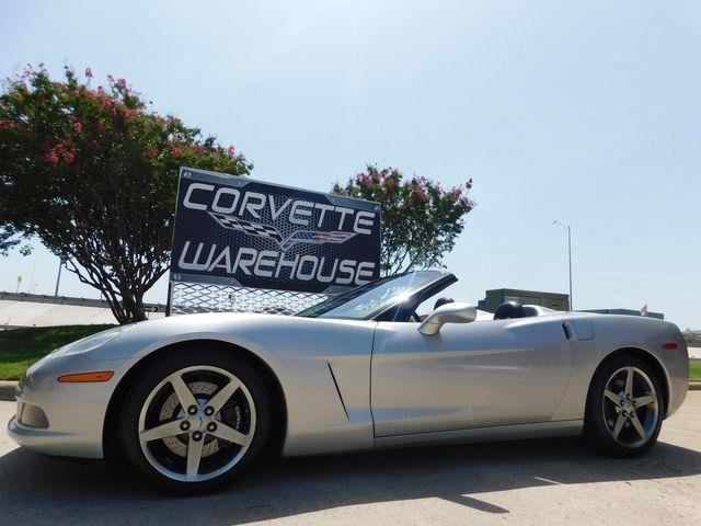 2005 Chevrolet Corvette Convertible 3LT, Z51, 6 Speed, Polished 30k