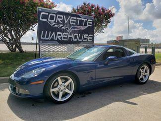 2005 Chevrolet Corvette Coupe 3LT, Z51, NAV, HUD, Auto, 1-Owner in Dallas, Texas 75220
