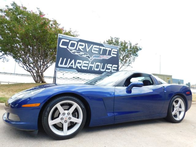 2005 Chevrolet Corvette Coupe 3LT, Z51, NAV, HUD, Auto, 1-Owner in Dallas, Texas 75220
