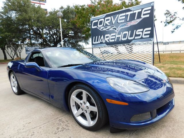 2005 Chevrolet Corvette Coupe 3LT, NAV, HUD, Auto, 1-Owner in Dallas, Texas 75220